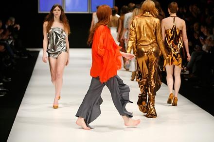 Collectie Arnhem catwalk show