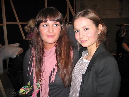 Eva and Delia