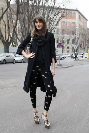 Milan streetwear