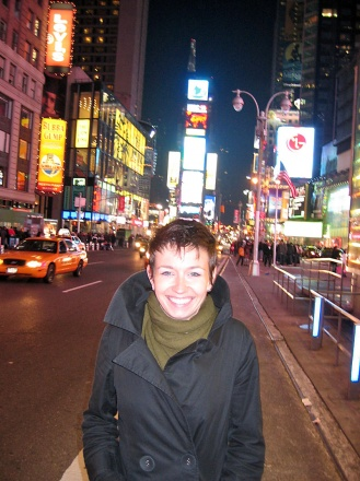 Lisa Klappe in New York