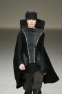 Rick Owens Catwalk Fashion Show
