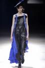 Yohji Yamamoto Catwalk Fashion Show