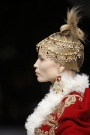 Alexander McQueen Catwalk Fashion Show